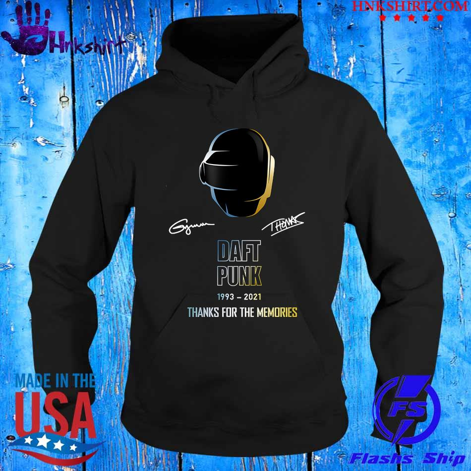 Daft Punk 1993 2021 thank you for the memories signatures s hoddie.jpg