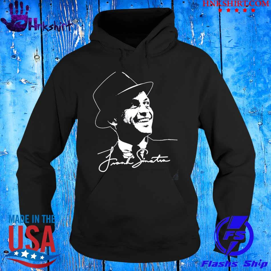 Rip Frank Sinatra Thank You for the memories signature s hoddie.jpg