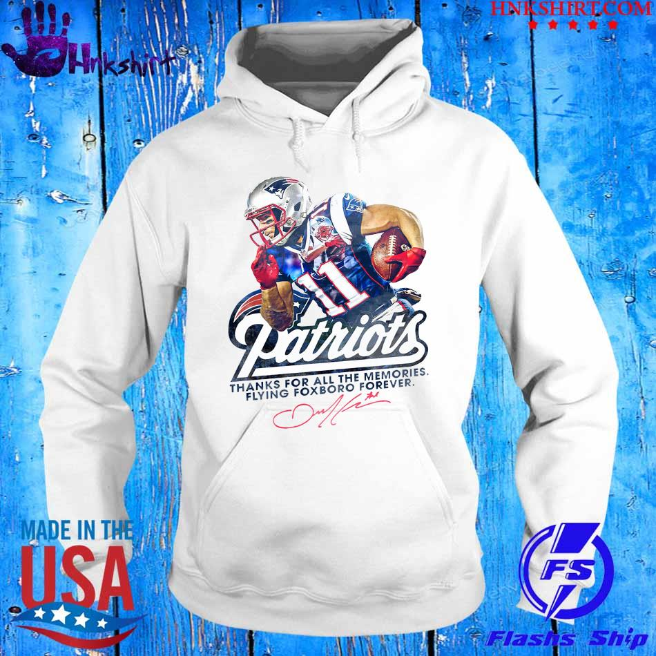 Patriots thanks for all the memories flying foxboro forever signature s hoddie.jpg