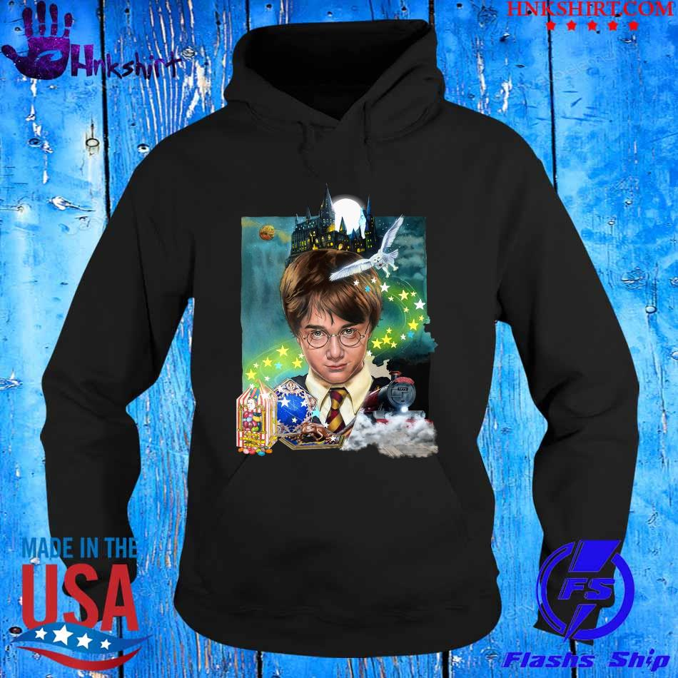Harry Potter and wonderful view s hoddie.jpg