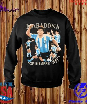 Official Rip Maradona por siempre signature s sweater.jpg