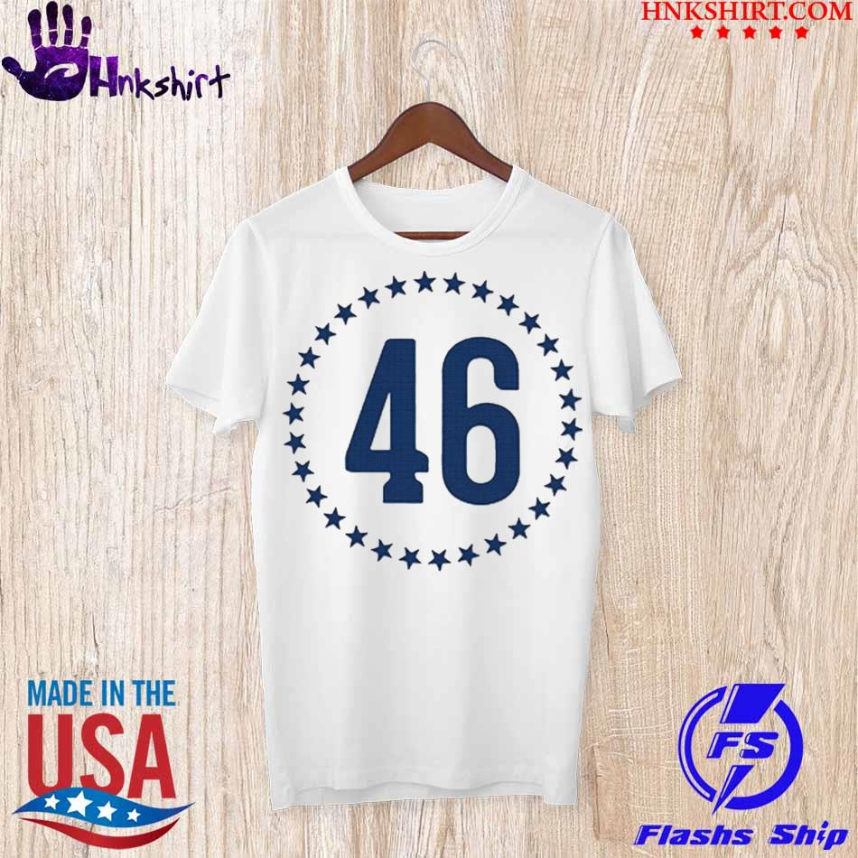 Official Biden Harris 46 Seal Shirt