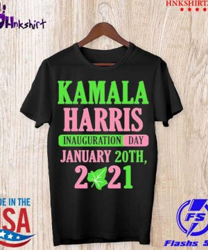 Kamala Harris Inauguration Day 2021 Shirt