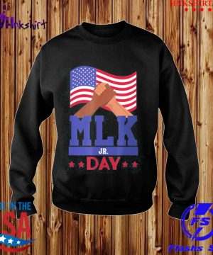 Martin Luther King Jr Day MLK Fist Freedom Shirt sweater.jpg